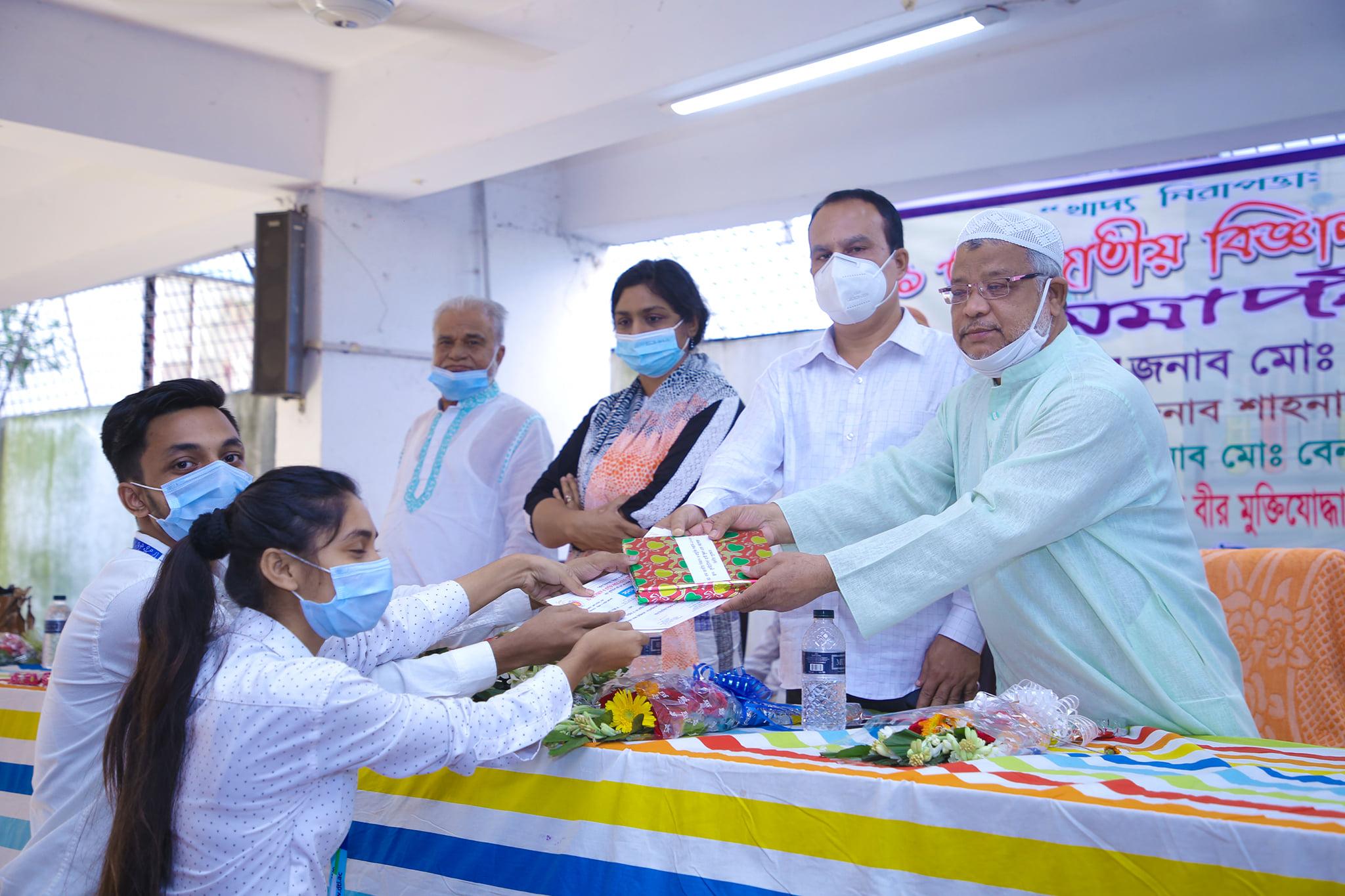 ৪১তম জাতীয় বিজ্ঞান ও প্রযুক্তি সপ্তাহ... - Daffodil Technical Institute - DTI | Facebook