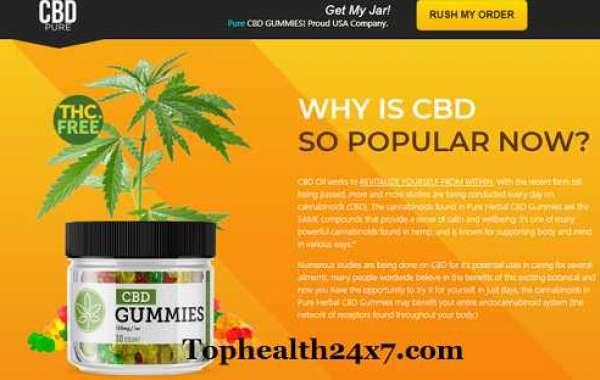 Danny Koker CBD Gummies Order Official Site: - Tophealth24x7.com